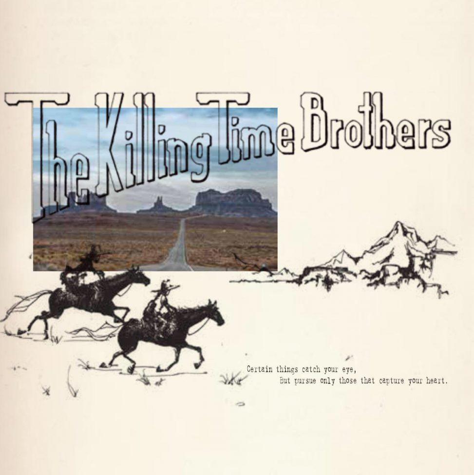 アルバム『The Killing Time Brothers』のジャケット画像